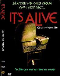DVD NASCE UM MONSTRO - 1974