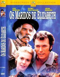 DVD OS MARIDOS DE ELIZABETH - CLINT EASTWOOD