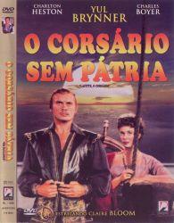 DVD O CORSARIO SEM PATRIA - YUL BRYNNER