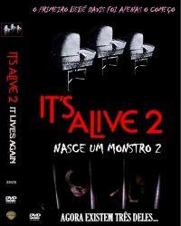 DVD NASCE UM MONSTRO 2 - A VOLTA DO MONSTRO