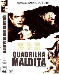 DVD QUADRILHA MALDITA - ROBERT RYAN
