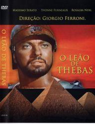 DVD O LEAO DE THEBAS - MASSIMO SERATO