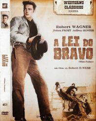 DVD A LEI DO BRAVO - ROBERT WAGNER