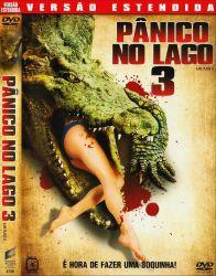 DVD PANICO NO LAGO 3
