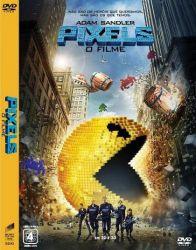 DVD PIXELS O FILME - ADAM SANDLER
