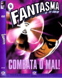 DVD O FANTASMA - BILLY ZANE - 1996