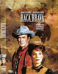 DVD RAÇA BRAVA - JAMES STEWART