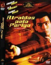 DVD ATRAIDOS PELO PERIGO - CHARLIE SHEEN