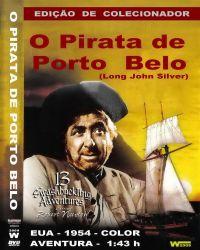 DVD O PIRATA DE PORTO BELO - 1954