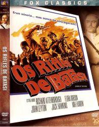 DVD OS RIFLES DE BATASI