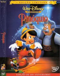 DVD PINOQUIO - 1940