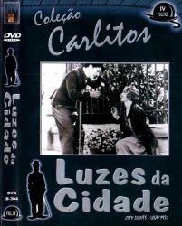 DVD LUZES DA CIDADE - CHARLES CHAPLIN