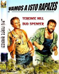 DVD VAMOS A ISTO RAPAZES - BUD SPENCER E TERENCE HILL
