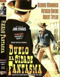 DVD DUELO NA CIDADE FANTASMA - ROBERT TAYLOR