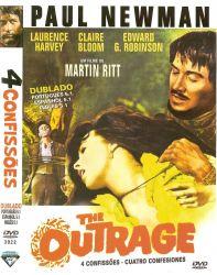 DVD 4 CONFISSOES - PAUL NEWMAN