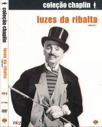 DVD LUZES DA RIBALTA - CHARLES CHAPLIN