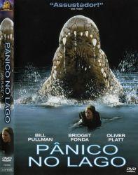 DVD PANICO NO LAGO