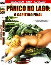 DVD PANICO NO LAGO - O CAPITULO FINAL