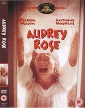 DVD AS DUAS VIDAS DE AUDREY ROSE - ANTHONY HOPKINS
