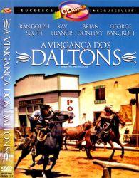 DVD A VINGANÇA DOS DALTONS - RANDOLPH SCOTT