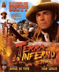 DVD TERRA DO INFERNO - RANDOLPH SCOTT