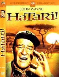 DVD HATARI! - JOHN WAYNE