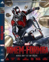 DVD HOMEM FORMIGA - MICHAEL DOUGLAS