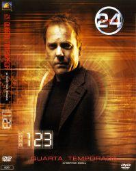 DVD 24 HORAS - 4 TEMP - 6 DVD