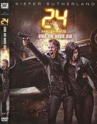 DVD 24 HORAS - 9 TEMP - 4 DVDS