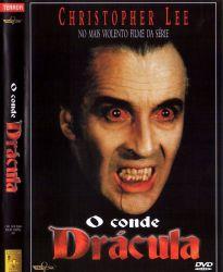 DVD O CONDE DRACULA - CHRISTOPHER LEE