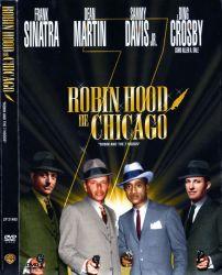 DVD ROBIN HOOD DE CHICAGO - FRANK SINATRA