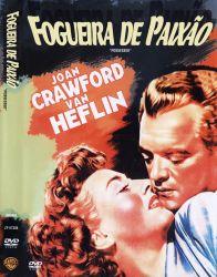 DVD FOGUEIRA DE PAIXAO - JOAN CRAWFORD