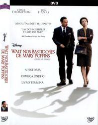 DVD WALT NOS BASTIDORES DE MARY POPPINS - TOM HANKS