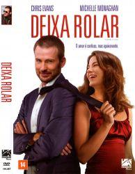 DVD DEIXA ROLAR - CHRIS EVANS