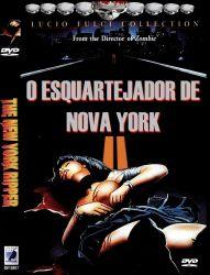 DVD O ESQUARTEJADOR DE NOVA YORKE - 1982