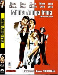 DVD MINHA AMIGA IRMA - JERRY LEWIS