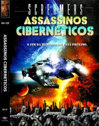 DVD ASSASSINOS CIBERNETICOS - SCREAMERS - 1995