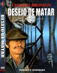 DVD DESEJO DE MATAR - 2 - CHARLES BRONSON