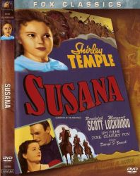 DVD SUSANA - SHIRLEY TEMPLE