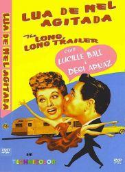 DVD LUA DE MEL AGITADA - LUCILLE BALL