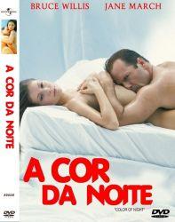 DVD A COR DA NOITE - BRUCE WILLIS