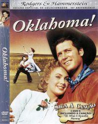 DVD OKLAHOMA! - GORDON MACRAE