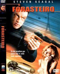 DVD O FORASTEIRO - STEVEN SEAGAL