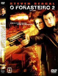 DVD O FORASTEIRO 2 - STEVEN SEAGAL