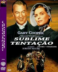 DVD SUBLIME TENTAÇAO - GARY COOPER