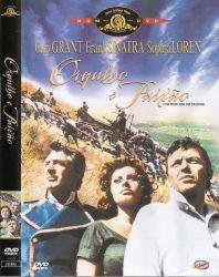 DVD ORGULHO E PAIXAO - CARY GRANT