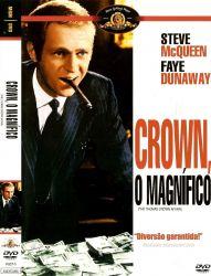DVD CROWN O MAGNIFICO - STEVE MCQUEEN