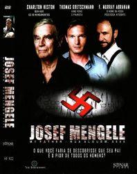 DVD JOSEF MENGELE - CHARLTON HESTON