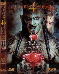 DVD O MESTRE DOS DESEJOS 4