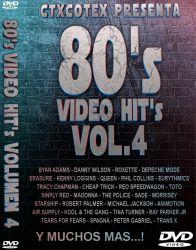 DVD VIDEO ANOS 80 VOL 4